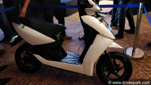 Ather 450 Deliveries To Begin — Scooter Is FAME II Compliant