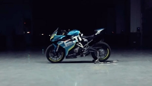 CFMoto Unveils 250 SR Concept Motorcycle — May Go Into Production In November