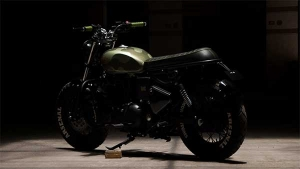 Royal Enfield Modification By EIMOR Customs — They've Built An Arsenal!
