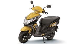 Honda Dio Achieves New Sales Milestone — Crosses 30 Lakh Units Of Sales