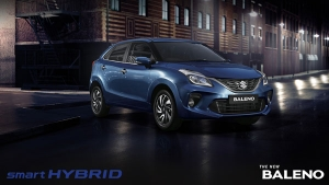 NEXA Baleno — A Game Changer With Its Smart Hybrid Technology