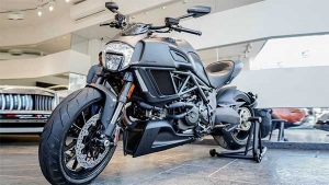 2018 Ducati Diavel Available At Rs 6.61 Lakh Discount