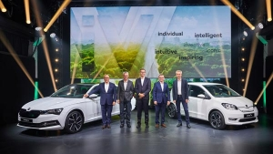 Skoda Launches iV Sub-Brand — Enters Electric Vehicle Segment