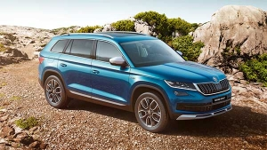 Skoda Kodiaq Scout India Launch Confirmed — Coming 4th Quarter 2019