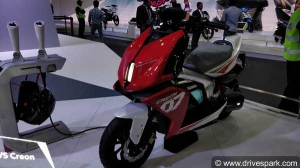 TVS Motor To Launch Electric Scooter This Financial Year — Could Be The Creon Concept