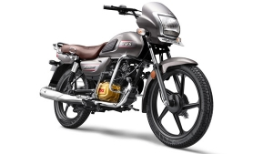 TVS Radeon Launched In Two New Colours — Priced At Rs 50,070