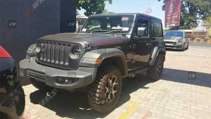 Jeep Wrangler Rubicon Spotted Testing — Launching Third Quarter This Year