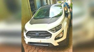 Ford EcoSport Thunder Edition Launching Soon — Revolting Against The Koreans