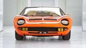 1969 Miura P400 Used In The Italian Job Certified Legit By Lamborghini
