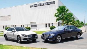 Mercedes-Benz E-Class Long Wheelbase Launched In India — Prices, Specs, Features & Details
