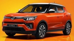 Ssangyong Tivoli Facelift Unveiled In South Korea — Features A New Engine And Tweaked Interiors