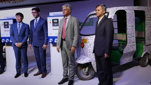Panasonic Enters Electric Vehicle Segment — Launches Charging Service For EVs