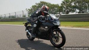 Suzuki Gixxer SF First Ride Review — Greatness Reborn