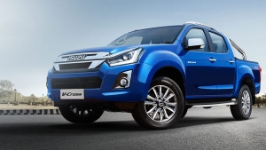 Isuzu V Cross Facelift Features 20 New Upgrades — Updates, Upgrades, And Prices