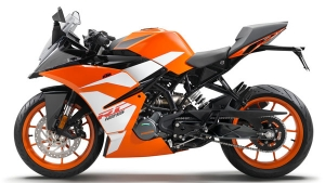KTM RC125 ABS Launched In India — Introductory Price Of Rs 1.4 Lakh Ex-Showroom
