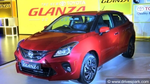 Toyota Glanza Launched At A Starting Price Of Rs 7.21 Lakh