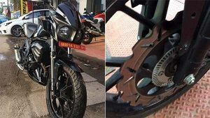 2019 Mahindra Mojo ABS Images & Details Leaked Ahead Of Its Launch