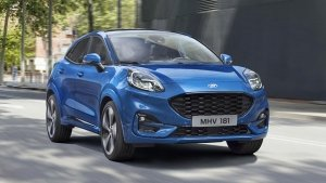 New Ford Puma Compact-SUV Unveiled — Will It Make Its Way To India?