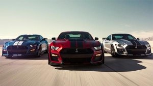 2020 Shelby Mustang GT500 Performance Figures Revealed — Most Powerful Ford Ever