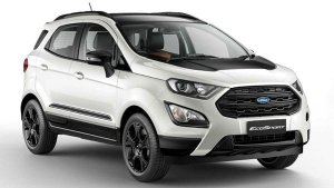 Ford EcoSport Prices Drop Up To Rs 57,000 & Ford EcoSport Thunder Launched At Rs 10.18 Lakh