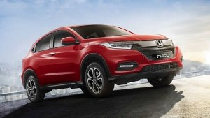Honda HR-V Spotted testing In India Ahead Of Its Expected Launch During The Festive Period