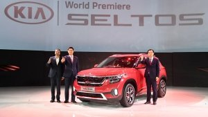 Kia Seltos World Premiere — The 'Made In India For The World' Kia Seltos Is Here!