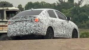 Upcoming 2020 Honda City Spotted For The First Time — India Launch Next