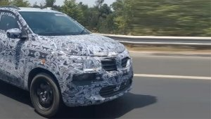 Renault Kwid Electric Spied Testing In India — A Possible Launch In The Future?