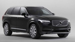 Volvo's Four Ton Fully Armoured Beast — The All New XC90 T6 AWD Inscription