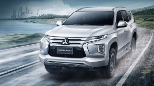 Mitsubishi Pajero Sport Facelift Revealed — Details And All You Need To Know