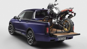 BMW X7 Pickup Truck—Epic Fail Or Epic Luxury?