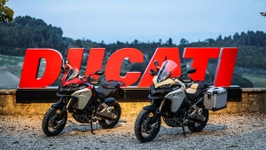 Ducati Multistrada 1260 Enduro Launched In India At Rs 19.99 Lakh