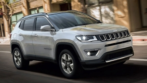 Jeep 7-Seater Compass SUV Confirmed For India — To Rival The Toyota Fortuner