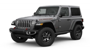 Jeep Wrangler Rubicon (Moab) Spotted Again — Spy Pics And Details