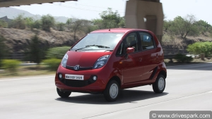 Tata Motors Retails One Nano In Six Months — Will Sell On Demand Only