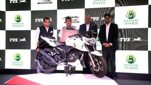 TVS Apache RTR 200 4V Ethanol Launched In India — Priced At Rs 1.2 Lakh