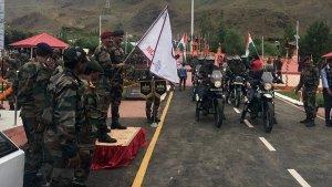 13 Soldiers Ride Royal Enfield Motorcycles From Kargil To Pune To Celebrate Kargil Vijay Diwas