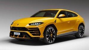 Lamborghini Urus Becomes Star Performer; Lamborghini Sales Increase By 96 Percent