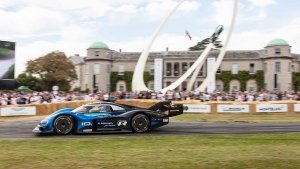 Volkswagen I.D. R Smashes 20 Year Old Record At Goodwood — All Hail Romain!