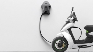 Ather Dot Home Charging Port Revealed To Charge Ather 450 Electric Scooter Overnight