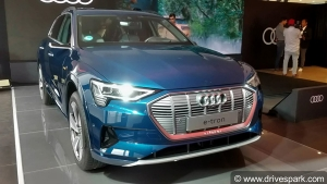 Audi Unveils All Electric E-Tron And First Digital Showroom — Details And Pictures