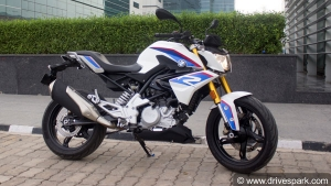 India-Made BMW G310R And G310GS Recalled In U.S. For Faulty Brakes