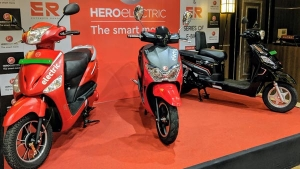 Hero Dash Electric Scooter Launched In India At Rs 62,000: Details & Specs
