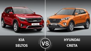 Kia Seltos Vs Hyundai Creta: Will The Contender End The King's Reign?