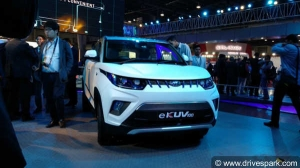 Mahindra Confirms Three New EVs For The Indian Market By 2021