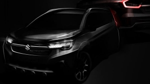 Maruti Suzuki Teases Upcoming XL6 MPV — Reveals Official Design Sketches