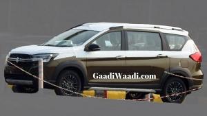 Maruti Suzuki XL6 (Ertiga) Sports A New Colour — Details And Spy Pics