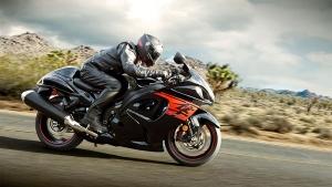2020 Hayabusa: Suzuki Files Patents For Engine, Semi-Automatic Transmission & Exhaust System