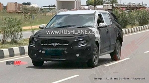 Tata Blackbird Spotted Ahead Of Launch: Spy Pics And Details