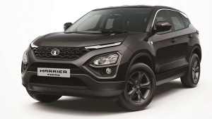 Tata Harrier Dark Edition Launched In India: Priced At Rs 16.76 Lakh
